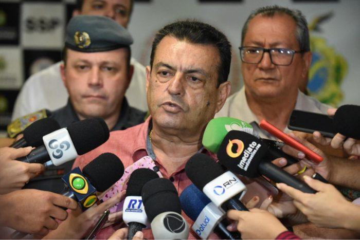 Coari recebe reforço policial após confronto com piratas