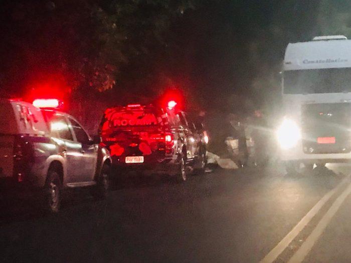 Suposto assaltante é encontrado morto no bairro Parque das Laranjeiras