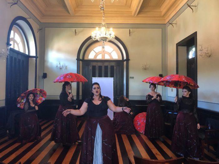 'Mulheres da Ópera' estreia nesta sexta-feira (17), no Centro Cultural Palácio Rio Negro