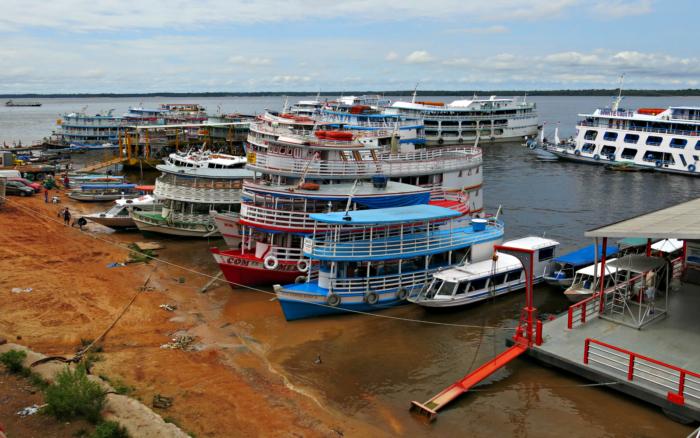Governo assina convênio e volta a ser responsável pela administração dos portos em Manaus