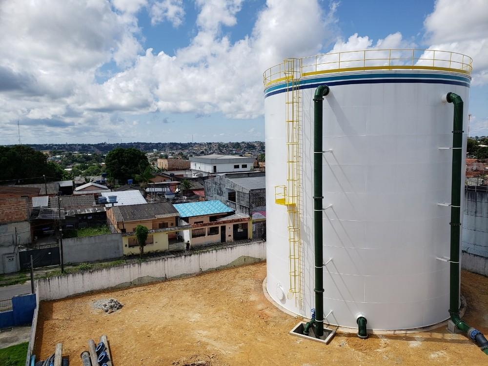 Bairros da zona Norte e Leste têm fornecimento de água interrompido nesta terça-feira (16); confira