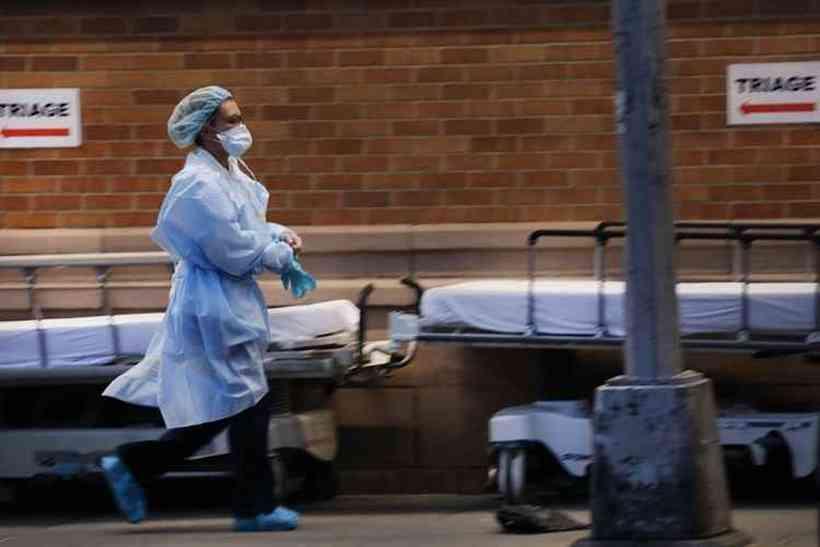 Estados Unidos registra recorde mundial de 1.169 mortos por Covid-19 em um dia