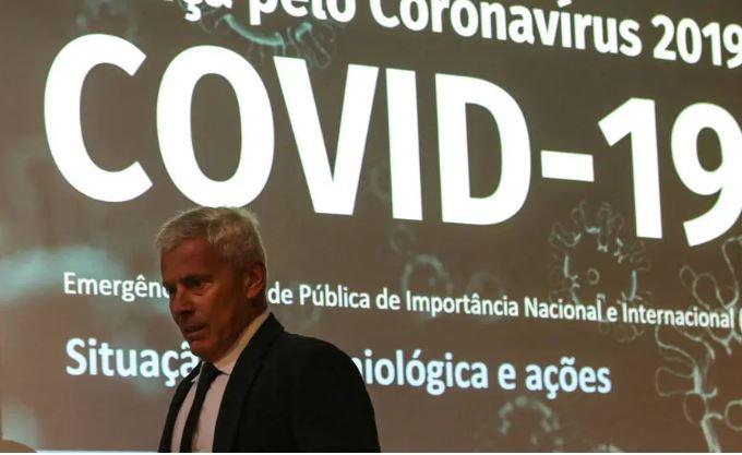 Ministério da Saúde diz que Brasil não chegará a 100 mil mortos pelo coronavírus