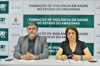 Coronavírus: Governo Federal alerta preocupação com Manaus;  chega a 12 número de mortos