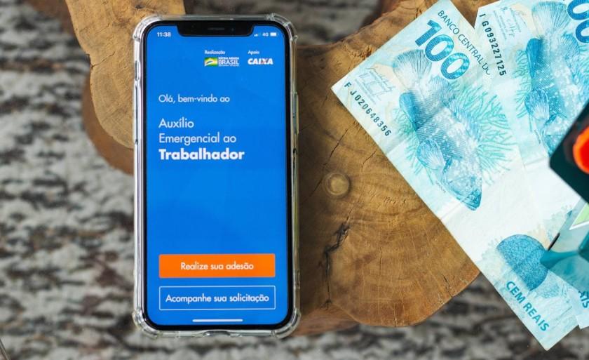 Cerca de 2 milhões sem conta ainda não resgataram auxílio de R$ 600