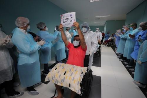 Amazonas tem dois mil pacientes recuperados da Covid-19