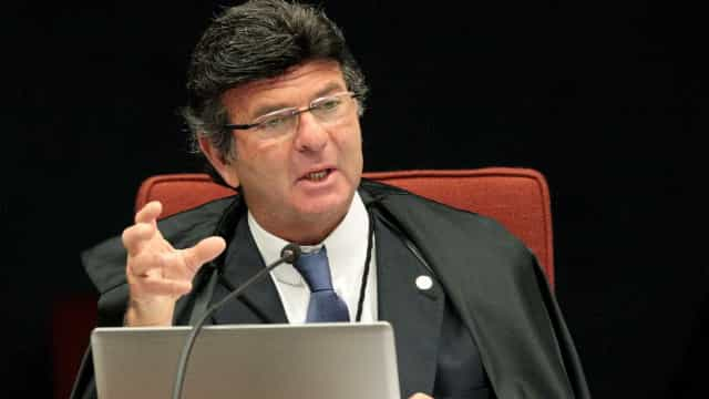 Ministro Luiz Fux é eleito presidente do STF