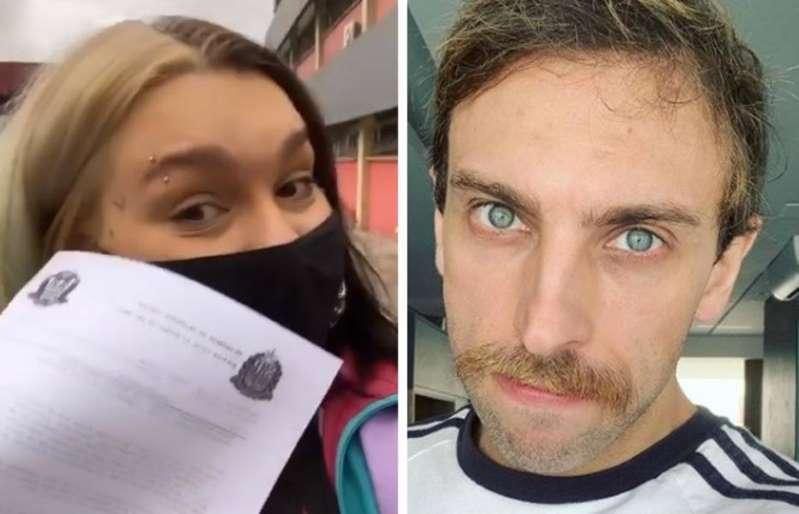 Blogueira anuncia processo contra Leo Lins por piada com sua foto