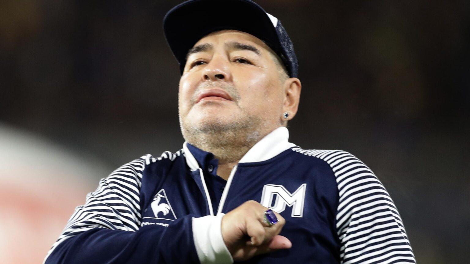 Primeiro suspeito da morte de Maradona depõe nesta segunda-feira