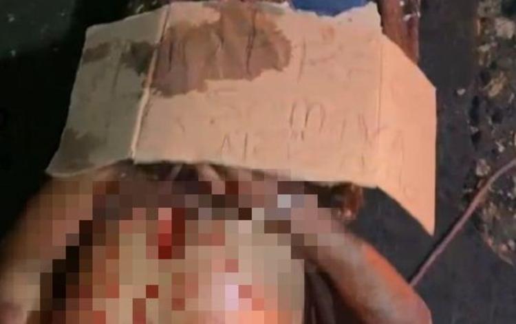 Homem é morto a facadas em acerto de contas do tráfico