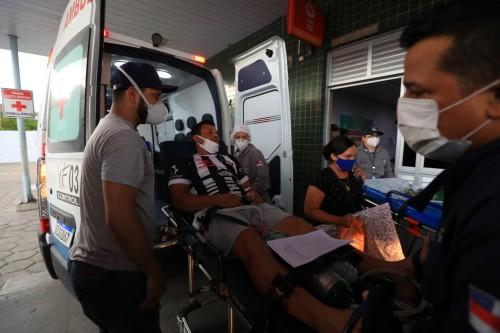 Mais 16 pacientes são transferidos de Manaus para o Maranhão