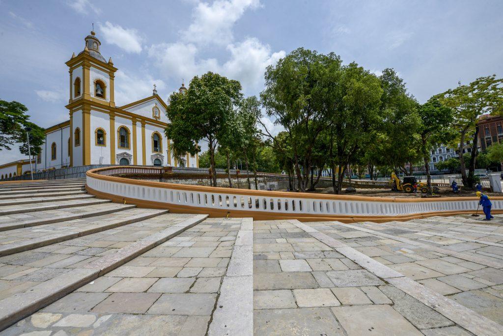 Arquidiocese prorroga suspensão das missas em Manaus