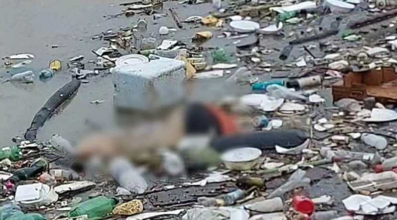 Tronco humano é encontrado boiando em igarapé na zona sul