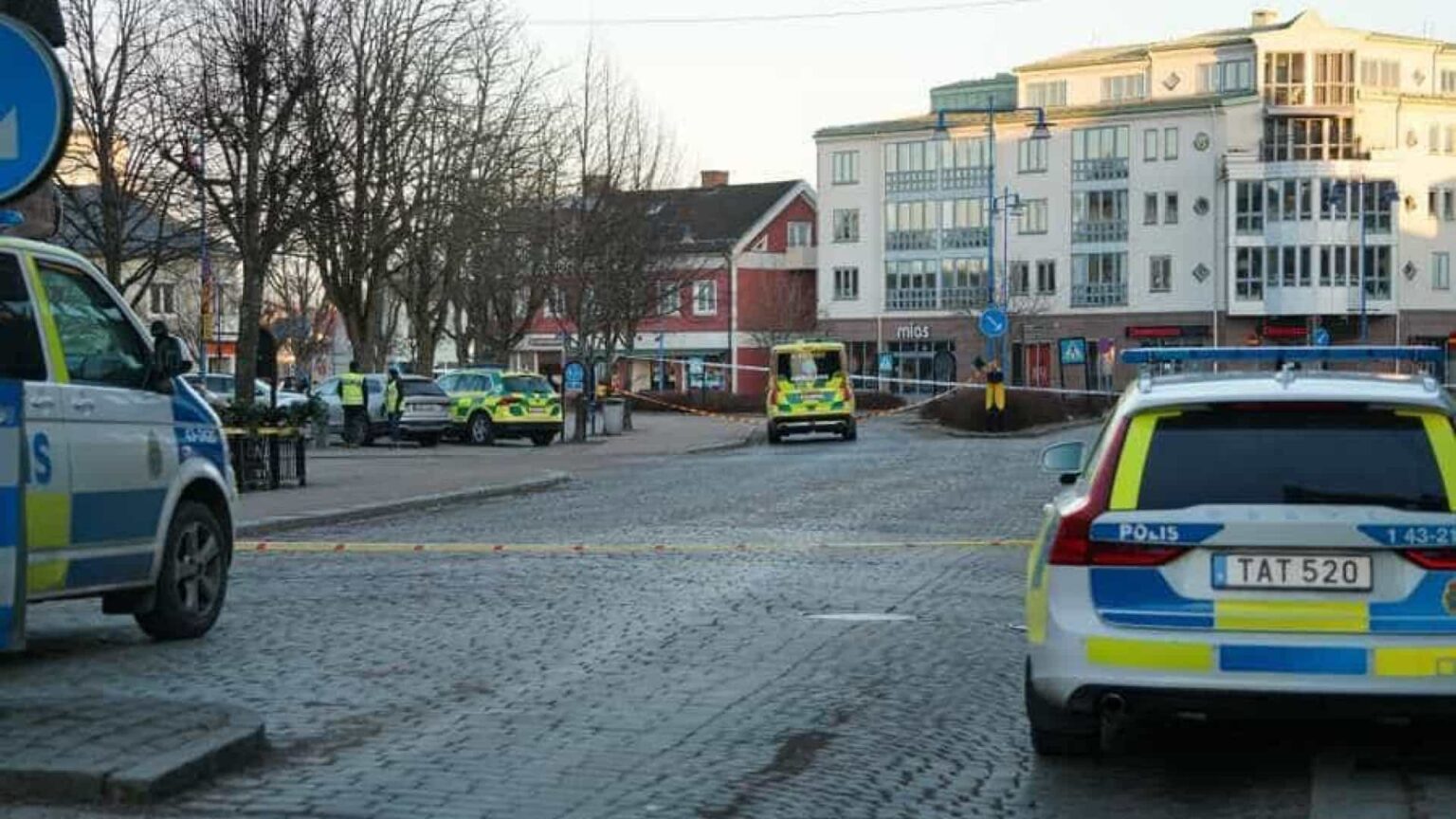 Suspeita de terrorismo: oito feridos em esfaqueamento na Suécia
