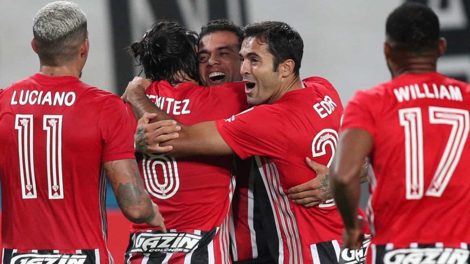 São Paulo encara Rentistas e busca levar domínio do Paulista para a Libertadores