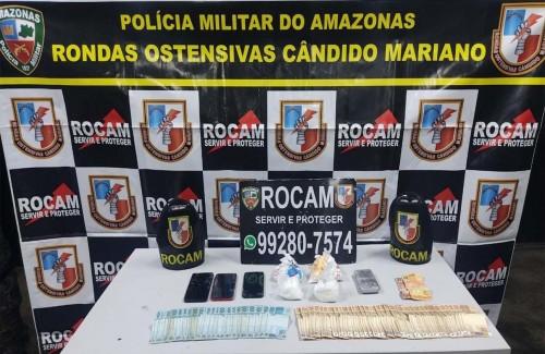 Nas últimas 24 horas, Polícia Militar prendeu 14 pessoas em Manaus