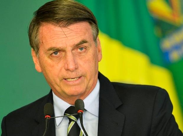"""Bolsonaro publica """"nota à nação"""" e diz que nunca teve """"intenção de agredir"""""""