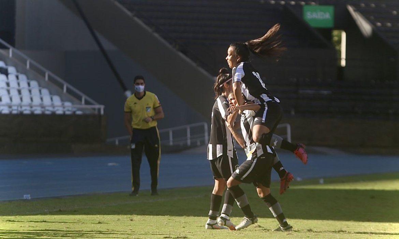 Brasileiro Feminino: Botafogo vence Napoli em revanche