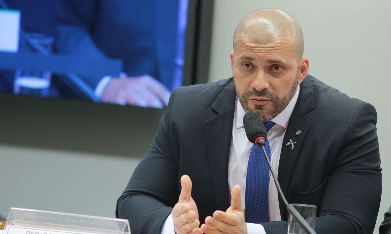 Deputado federal Daniel Silveira é preso no Rio de Janeiro