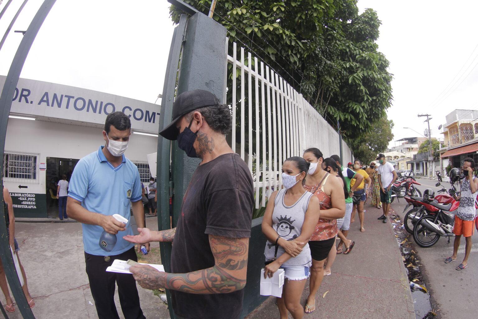 Mutirão termina com mais de 140 mil vacinados contra Covid-19 em Manaus