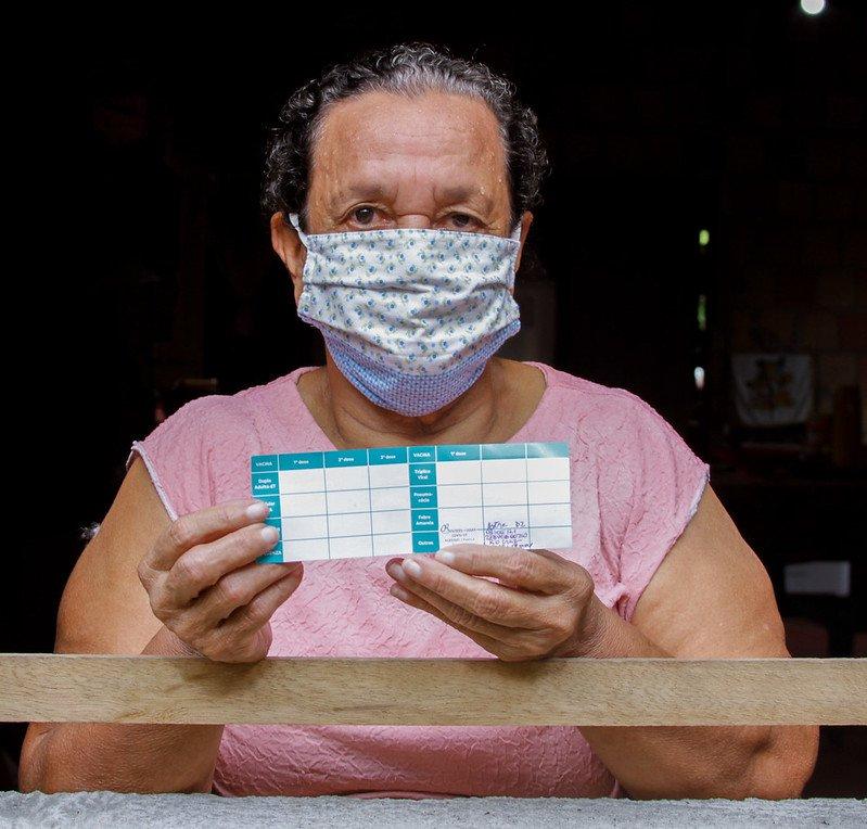 Manaus registra queda de 37% no número de faltosos para a segunda dose das vacinas contra a Covid-19