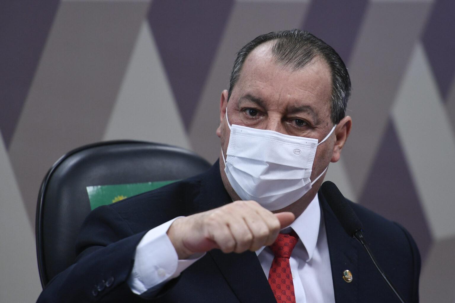 'Governo vai desmoronar', diz Aziz às vésperas de depoimento sobre Covaxin