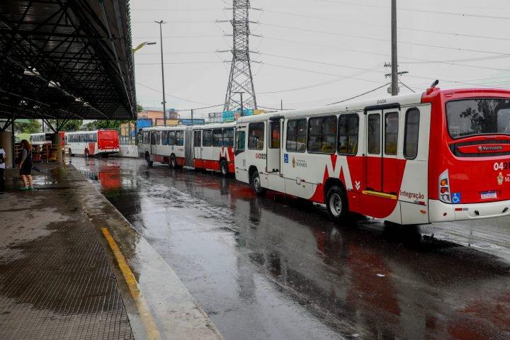 Linhas de ônibus que atendem as zonas Norte e Leste terão itinerários alterados