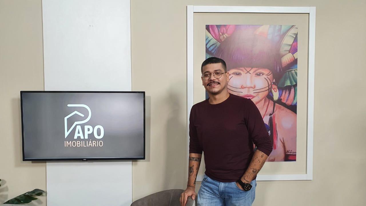 Papo Imobiliário reestreia na TV Encontro das Águas