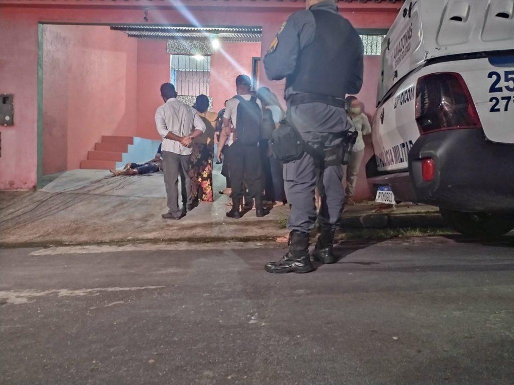 Homem é perseguido e morto a tiros na Zona Norte de Manaus