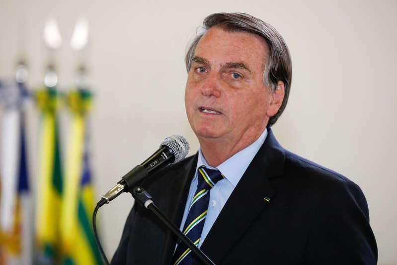Bolsonaro diz que atos de 7/9 eram contra 'retrocessos'