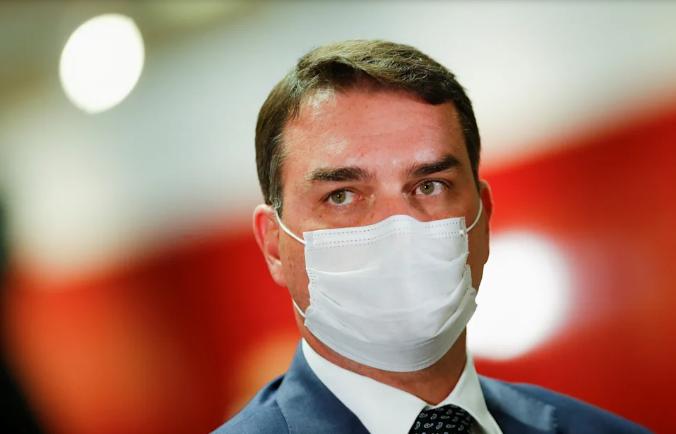 Flávio Bolsonaro será suplente na CPI da Covid