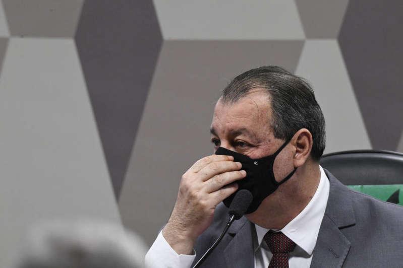 'Crime de responsabilidade cada vez fica mais claro', diz Aziz sobre Bolsonaro no caso Covaxin