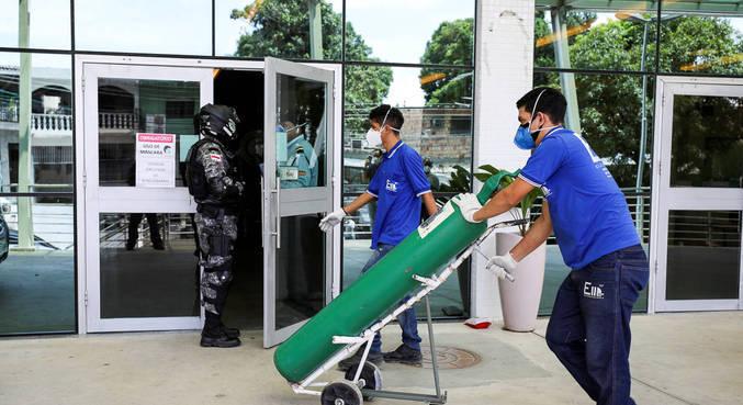 Amazonas registra 509 novos casos da Covid-19 nesta terça-feira