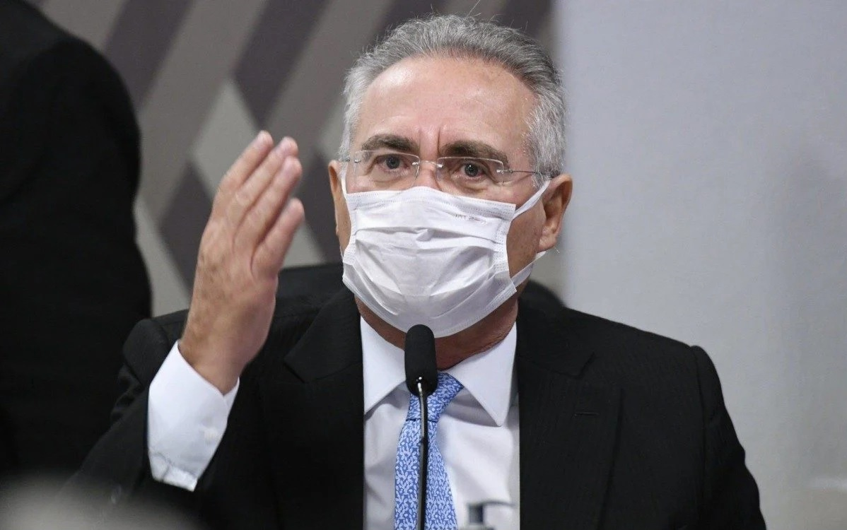 Renan diz que vai encaminhar questionário a Queiroga e Paulo Guedes