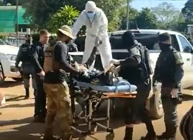Vídeo: Irmãos traficantes acabam mortos em confronto com a PM em Iranduba