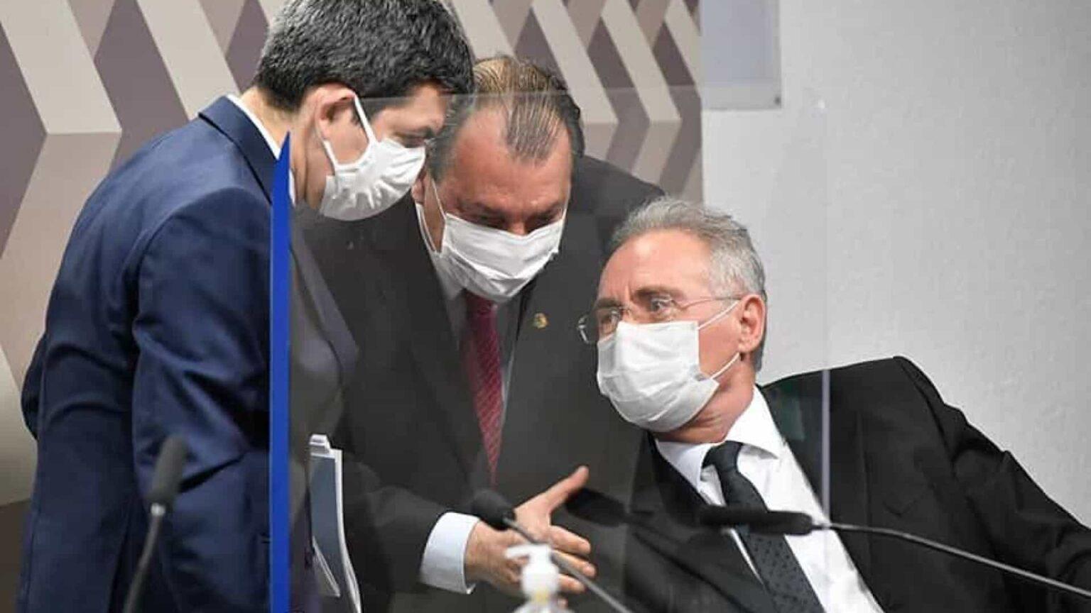 Diretora da Precisa se mantém em silêncio na CPI e Aziz vai ao STF