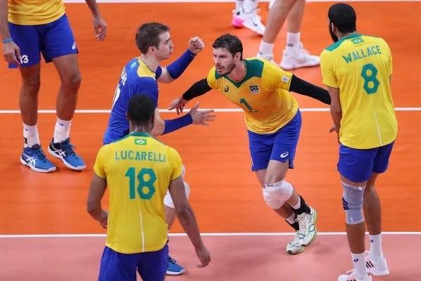 Set de 50 minutos e tie-break: Brasil vence guerra contra a França