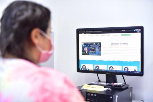 Ensino a Distância: Cetam inscreve para palestras de capacitação em áreas diversas