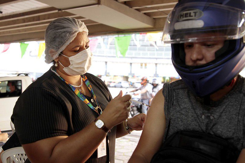 Prefeitura de Manaus terá 17 pontos de vacinação contra a Covid-19 a partir desta quarta-feira
