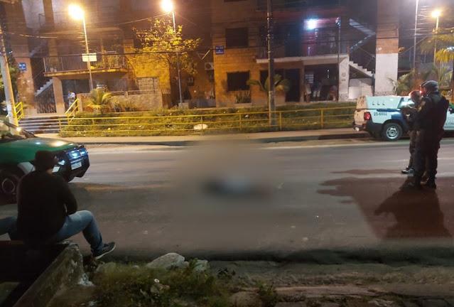 Homem é encontrado estrangulado com fio de telefone na Cachoerinha