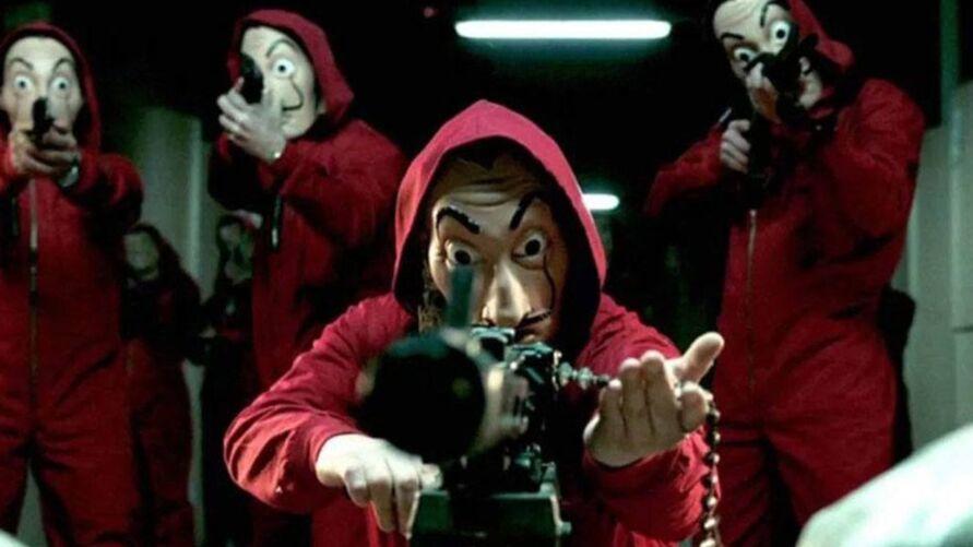 Novo trailer revela guerra na 5ª temporada de La Casa de Papel; veja
