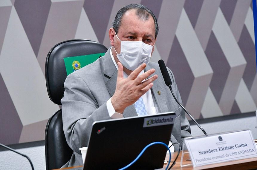 Aziz manda periciar documentos de processo da Covaxin