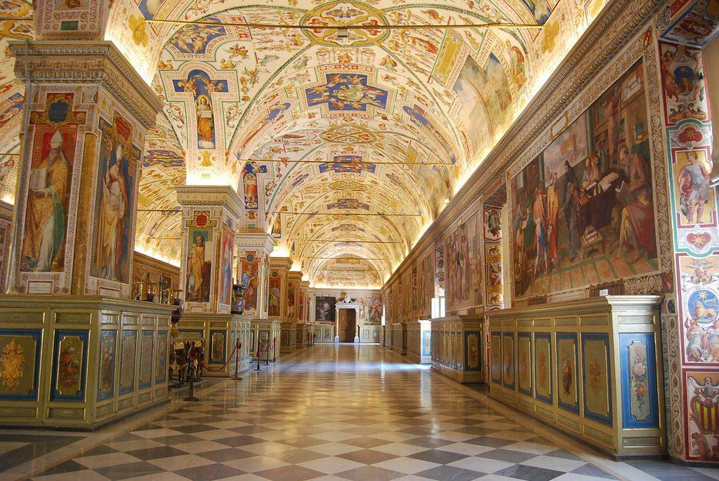 'Museus do Papa' vão exigir certificados sanitários para visitas