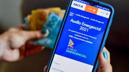 Auxílio Emergencial: da retomada nesta terça-feira (21) até o final serão 22 dias; entenda