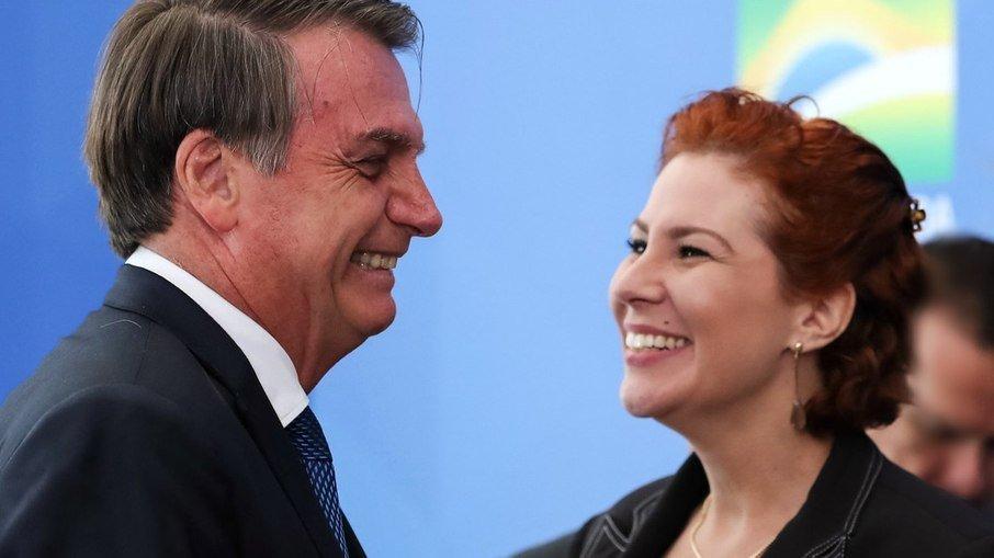 """Zambelli compara carta de Bolsonaro à saída de Moro: """"Fiquei um pouco frustrada"""""""