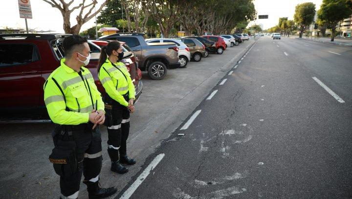 Manaus terá operação de trânsito nas manifestações do 7 de setembro