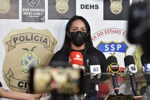 Polícia realiza buscas em rede de supermercados e casa de casal responsável por homicídio de sargento