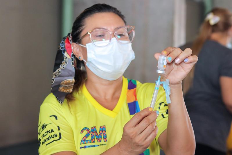 Amazonas registra 30 novos casos de Covid-19