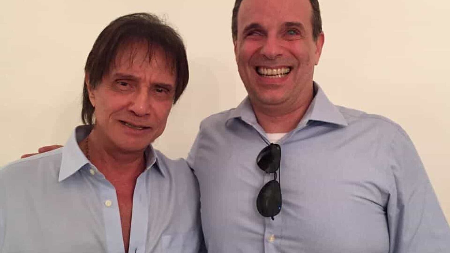 Morre Dudu Braga, filho do cantor Roberto Carlos