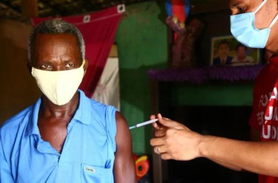 Fachin determina vacinação imediata de quilombolas
